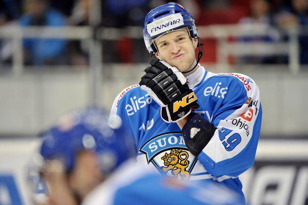 Ilkka Heikkisellä on takanaan pitkä ura kiekkoilijana. Lukossa hän on viimeksi pelannut yli 10 vuotta sitten.