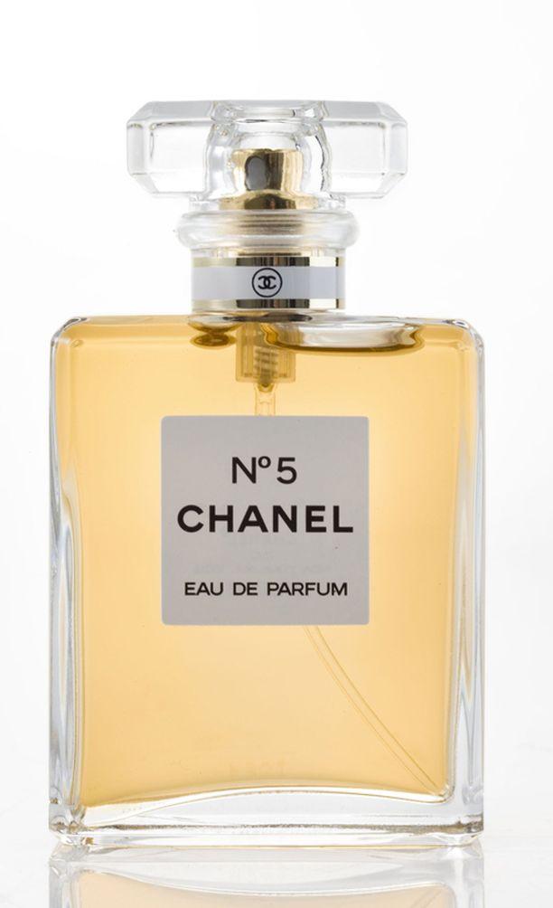 Chanel No. 5 on yksi legendaarisimmista tuoksuista.