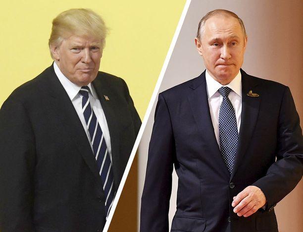 Trump on lyhyessä ajassa osoittanut, ettei Yhdysvalloilla ole enää ikuisia liittolaisia, sen sijaan uusia ystäviä on löytynyt yllättäviltäkin tahoilta.