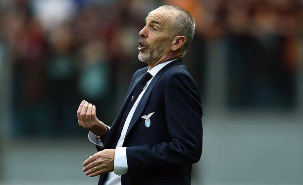Stefano Pioli on Interin uusi päävalmentaja.