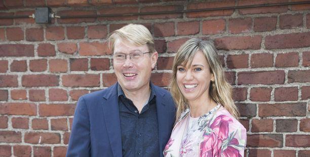 Mika ja Marketa Häkkisellä on kolme lasta.
