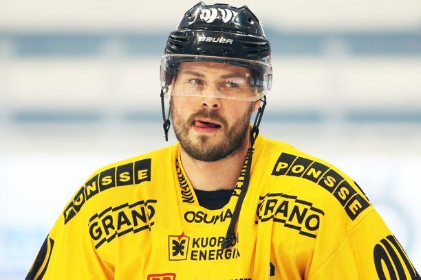 Tommi Jokinen survoi KalPalle voiton.