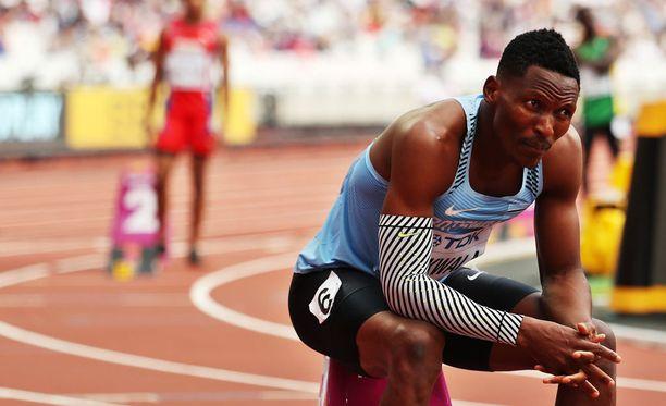 Kansainvälisen yleisurheiluliiton IAAF:n mukaan Isaac Makwalan karanteeni päättyi tänään iltapäivällä.