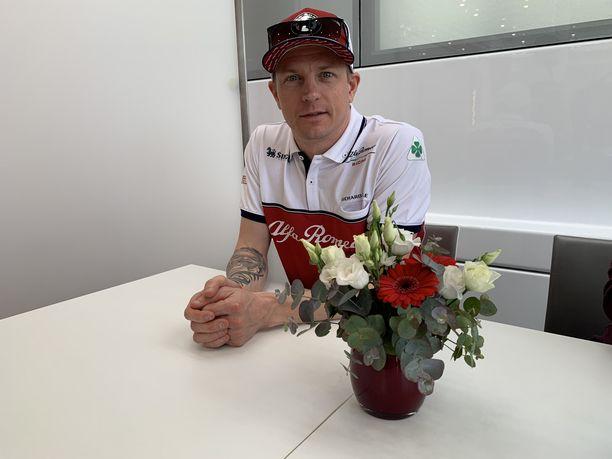 Kimi Räikkönen johtaa nykykuskien tilastoa nopeimpien kisakierrosten määrästä.