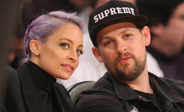 Nicole Richien ja Joel Maddenin liiton juorutaan olevan vaikeuksissa.
