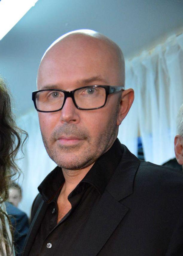 Kjell Lagerroos on elokuvaaja.