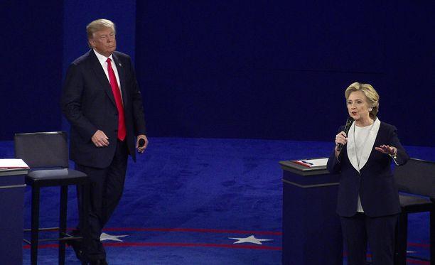 Donald Trumpin mielestä rikollinen Hillary Clinton ei saisi olla edes ehdolla.