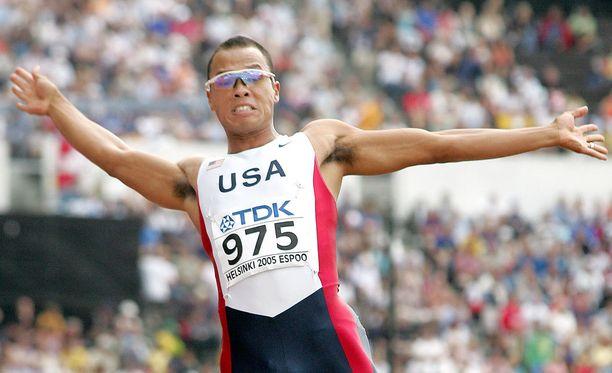 Bryan Clay muistetaan muun muassa Helsingin MM-kisojen kultamitalimiehenä.