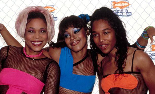TLC vuosimallia 1999.