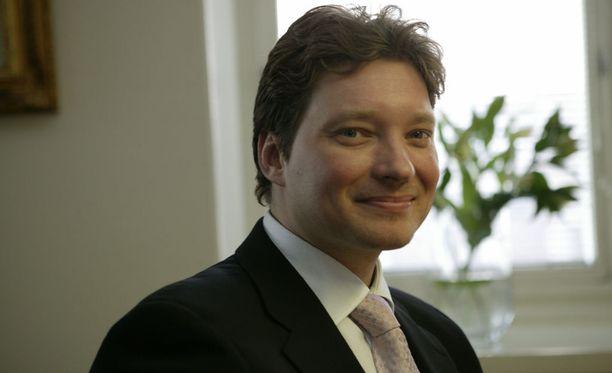 Mika Rautio jatkaa Jääkiekko Espoo Oy:n puheenjohtajana.