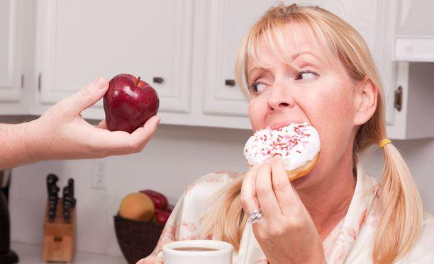 Onko ruoka nautiskelua, terveellistä syötävää vai molempia?