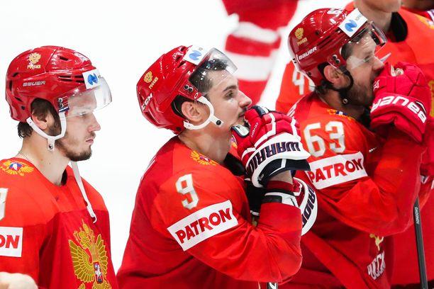NHL:n supertähtiä vilisevä Venäjän joukkue taipui Suomen käsittelyssä pronssiotteluun.