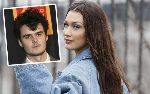 Bella Hadid suhdespekulaatioden keskellä - iskikö silmänsä Jack Nicholsonin lapsenlapseen?