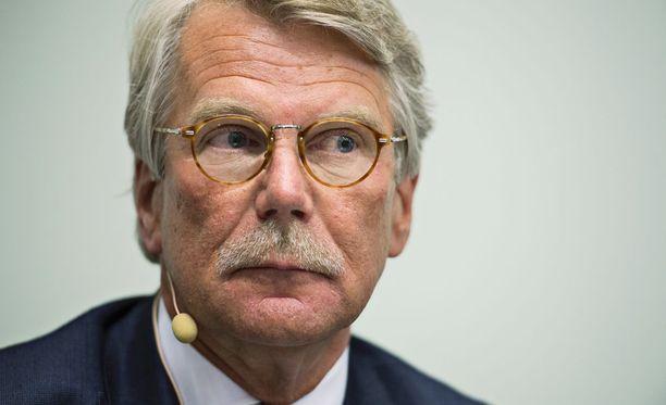 Björn Wahlroos saa muhkean osinkopotin.