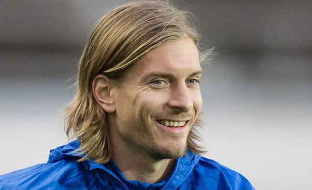 Markus Halsti jättää Malmön.