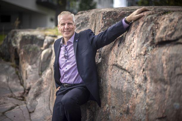 Roy Rissanen asuu nyt Helsingissä ja tekee kiinteistönvälittäjän töitä.