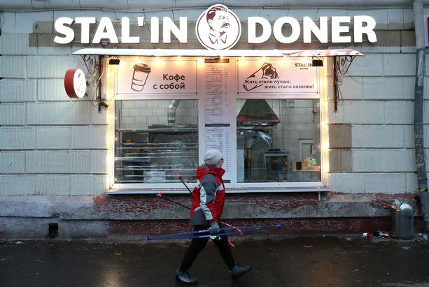 Stalin Doner -ravintola on nyt kiinni viranomaispäätöksellä.