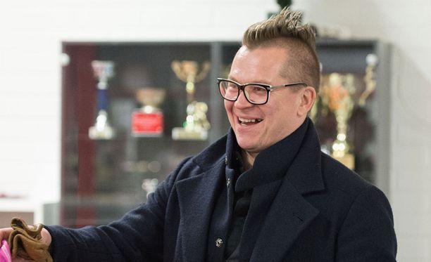Petteri Nummelin nauttii yhä pelaamisesta, mutta loukkaantumiset ja kuntoutusjaksot käyvät raskaiksi.