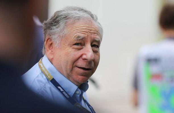 Jean Todt luotsaa FIA:aa läpi vaikeiden aikojen.