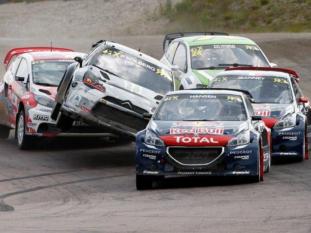 Rallicrossin maailmanmestaruussarja starttaa Ruotsin Höljesistä 22.–23. elokuuta. Viikkoa myöhemmin kisataan Kouvolassa.