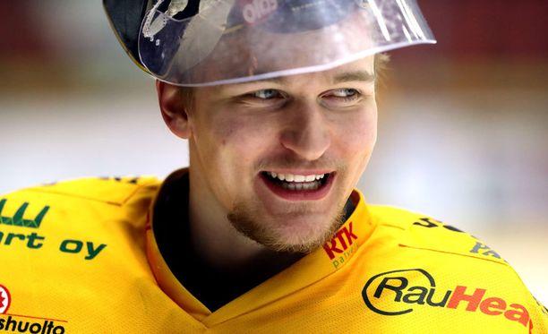 Kaapo Kähkönen sai NHL-diilin.
