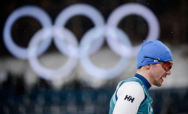 Ristomatti Hakola oli olympiasprintin kuudes.