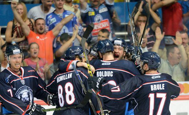 Medvescak Zagrebin loistavat kannattajat eivät enää ensi kaudella pääse nauttimaan kovatasoisesta KHL-kiekkoilusta.