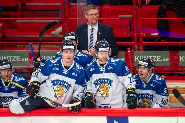 Suomen alkusarja päättyy Kanada-kohtaamiseen.