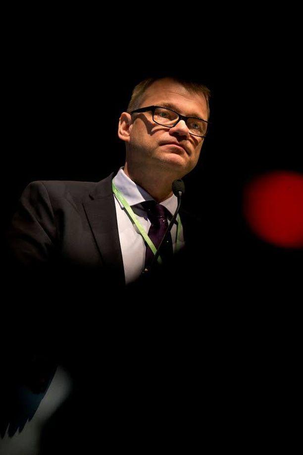 Puheenjohtaja Juha Sipilä on peruuttanut kaikki kampanjatilaisuutensa toistaiseksi.