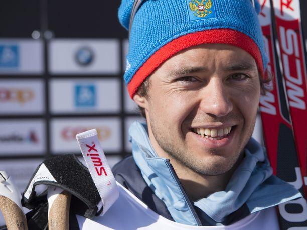 Ilja Tshernusov on kilpaillut viime kaudet hiihdon maratonmatkoilla.