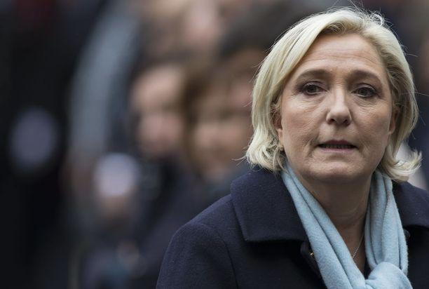 Marine Le Pen johdattaisi Ranskan ulos EU:sta ja Natosta.
