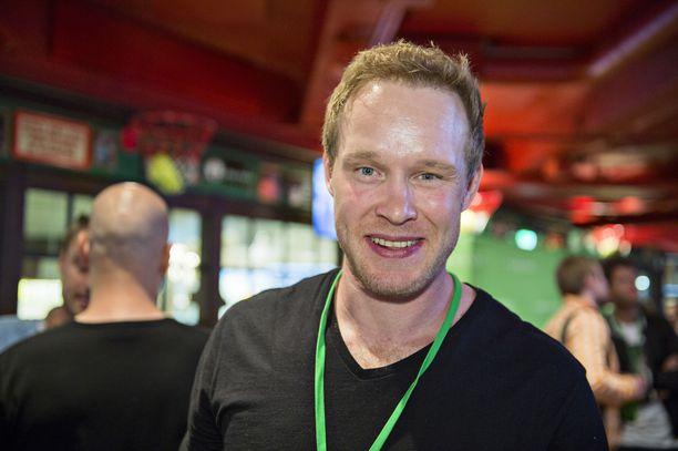 Janne Niinimaa voitti jääkiekkourallaan MM-kultaa.