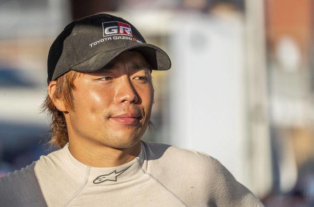 Takamoto Katsuta pääsee testaamaan rallin MM-sarjan vauhtia.