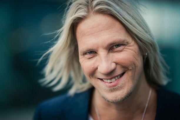 Sami Kuronen vietti syksyllä kolme viikkoa Levillä. Lopputulos tulee televisiosta keväällä 2021.