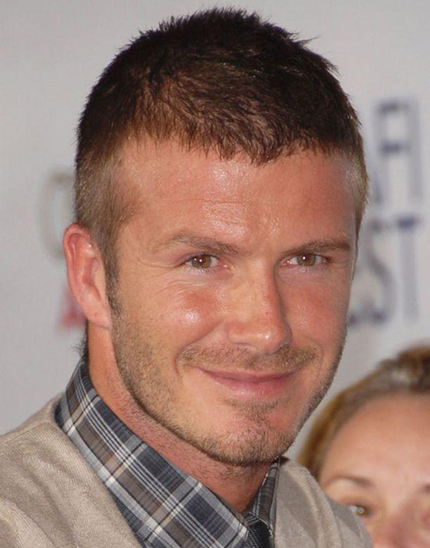 David Beckhamin pärstävippi ei toiminut Losissa.