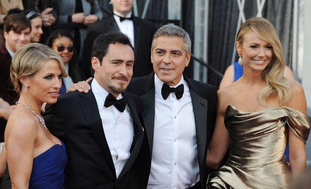 Viekö toinen heistä Oscarin? Myös Demian Bichir on ehdolla parhaan miespääosan Oscarille suorituksestaan elokuvassa A Better Life.