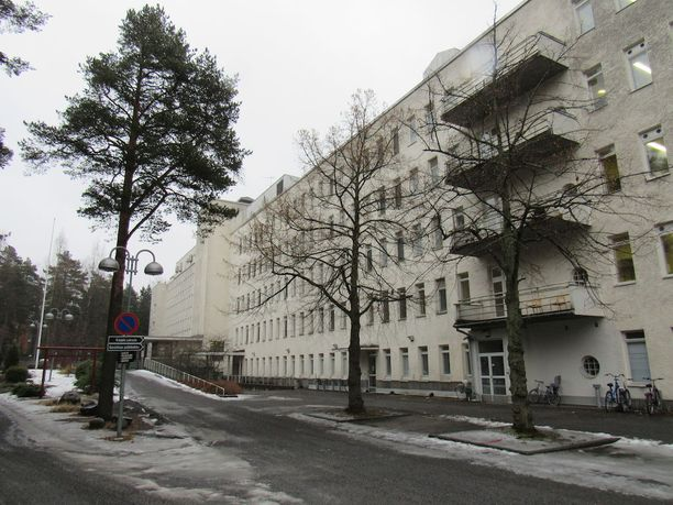 Tampereen vastaanottokeskus järjesti avoimet ovet -tapahtuman Kaupin entisessä parantolassa, joka on toiminut kymmenen kuukautta vastaanottokeskuksena.