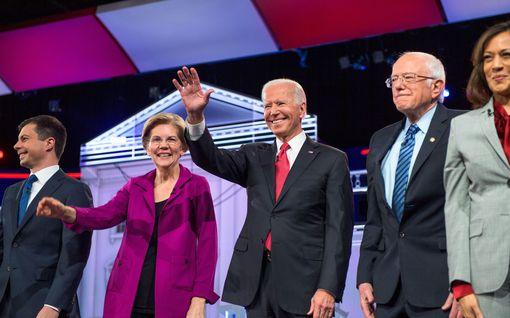 """""""Demokraattipuolueen romahdus"""" – Iowan vaalitaisto johti USA:ssa sekasotkuun, tulokset jo tunteja myöhässä"""