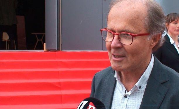 Matti Kyllönen on formuloiden asiantuntija.