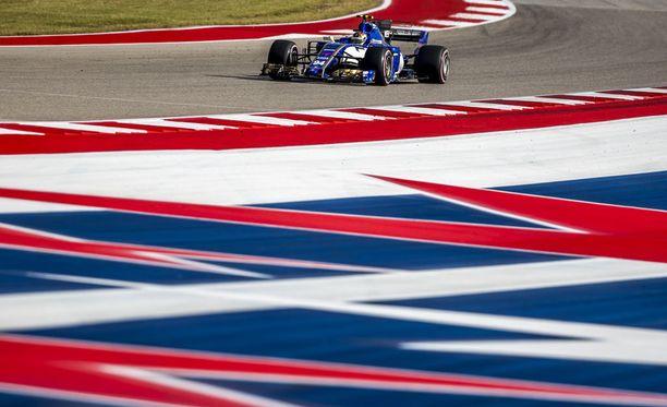 Viimeksi Formuloita ajettiin viikonloppuna Austinissa, Teksasissa.
