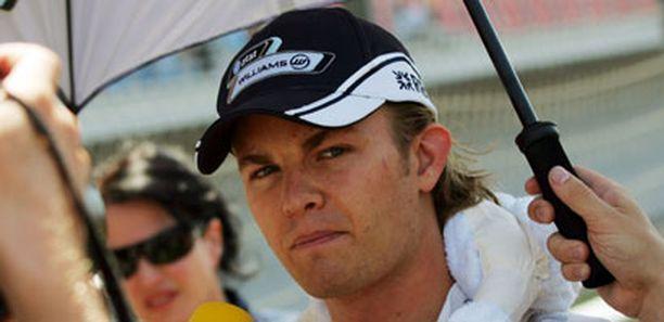 Nico Rosberg ajoi Turkissa lähes virheettömän kisan.