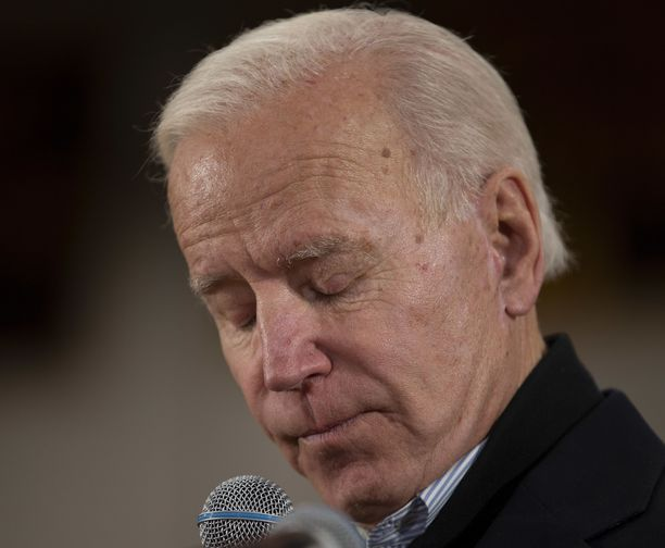 Joe Bidenin vaalikampanja on lähtenyt odotettua surkeammin liikkeelle.