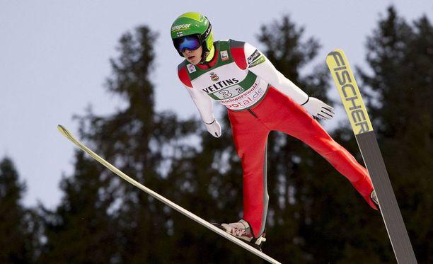 Eetu Nousiainen oli parhaana suomalaisena 25:s.