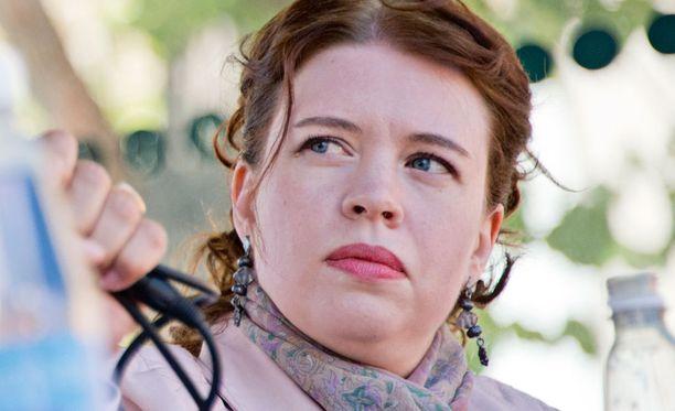 Vasemmistoliiton Anna Kontula näyttää pääsevän toiselle kaudelleen kansanedustajaksi.
