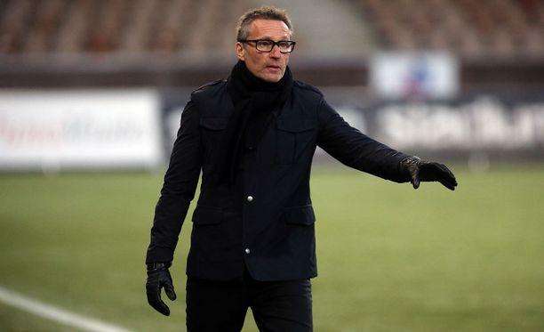 Sixten Boström on SJK:n uusi päävalmentaja.