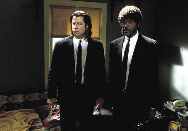 Pulp Fiction – Tarinoita väkivallasta sai ensi-iltansa vuonna 1994.