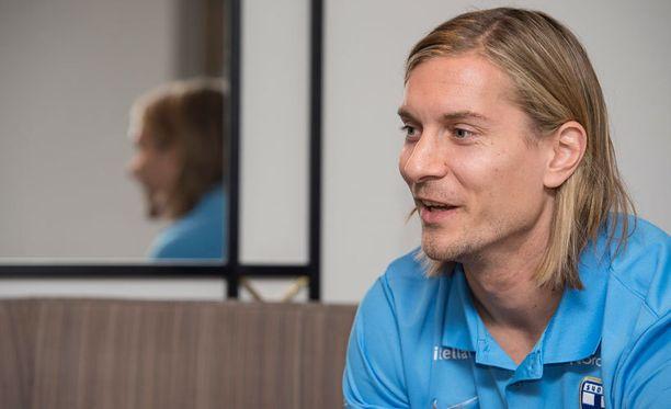 Markus Halsti seuraa MLS-kauden alun sivusta.