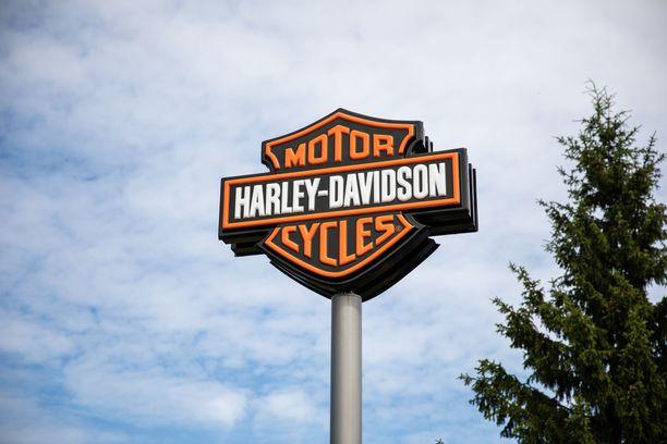 Harley Davidson -moottoripyöräharrastajien tapahtuma järjestettiin Himoksella 5.–9.6.
