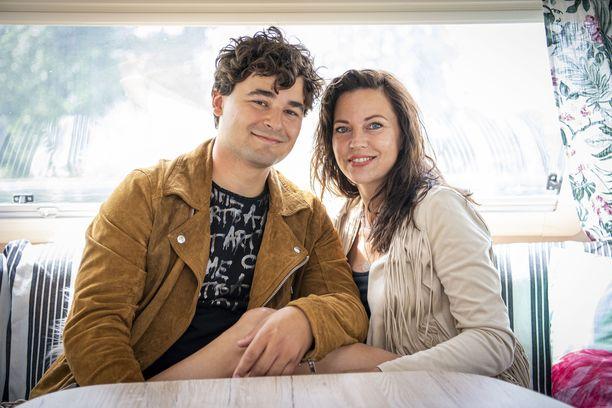 Amadeus Lundbergilla ja Lara del Mar Sánchezilla on vireillä avioero.