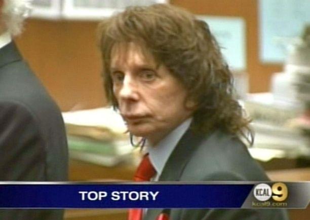 Vuonna 2009 Phil Spencer tuomittiin oikeudessa taposta.